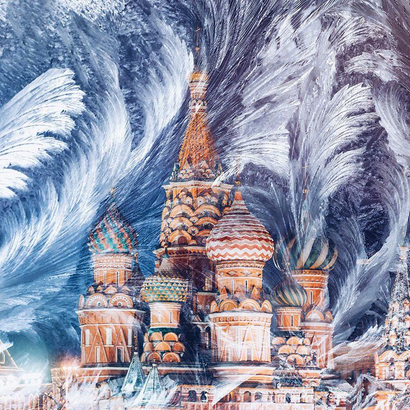 Москва је најпривлачнија током божићних празника