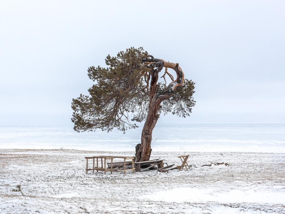"""""""Бело време"""" на острву Ољхон"""