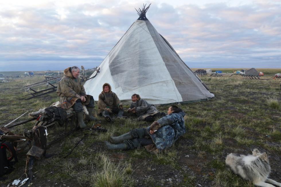 Покретна кућа од кожа и костију: У чему живе сибирски номади?