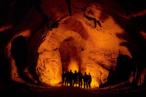 Стазама драгуља: геолошки туризам на Уралу