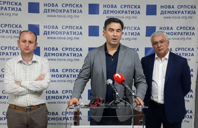 Скупштина Црне Горе одлучује о укидању имунитета Небојши Медојевићу