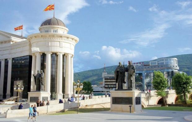 Српске дипломате се враћају Скопље