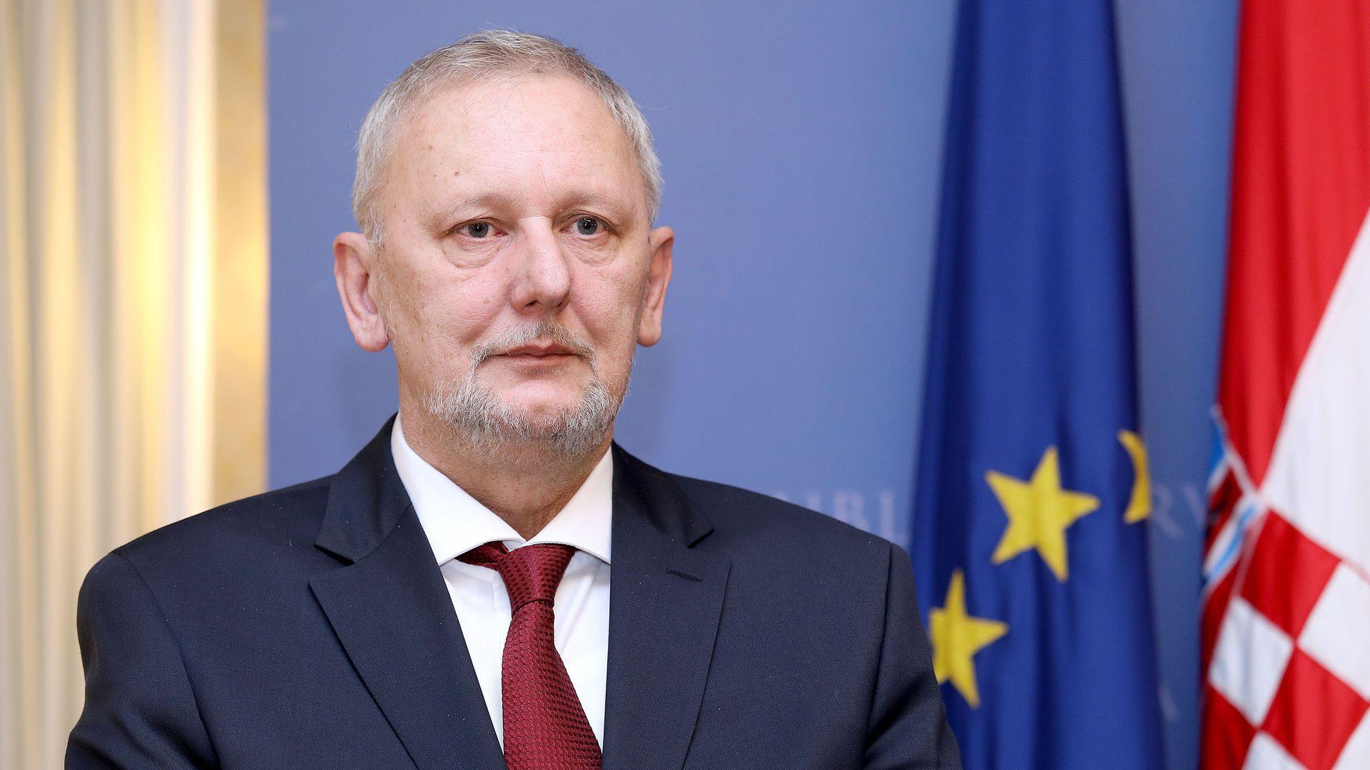 Загреб: Гранични спор са Словенијом може да буде решен само билатералним договором