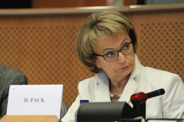 Дорис Пак: ЕУ да спречи ДПС да се меша у слободу медија