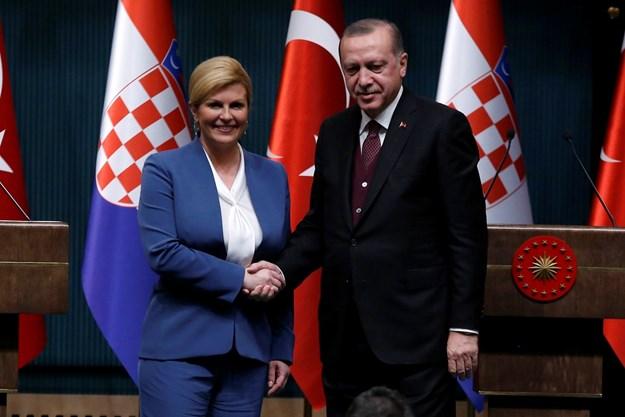 Колинда и Ердоган разговарали о државној заједници БиХ