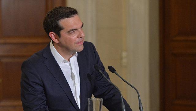 Ципрас: Македонска нација није никада постојала