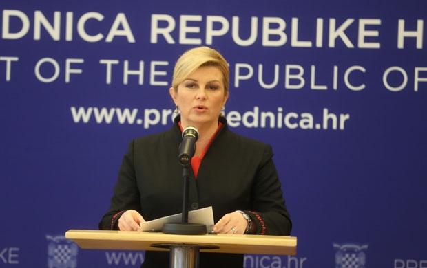 Китаровићева: Неодговорно понашање Словеније може довести до ескалације