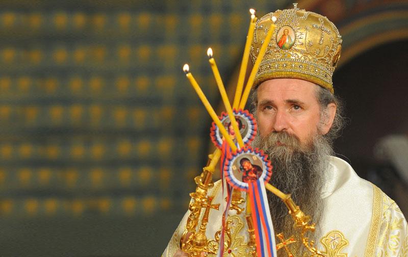 Vladika Joanikije i ruski mitropolit Aristarh: Naš narod ujedinjen kroz Sv. Savu i carske mučenike Romanove
