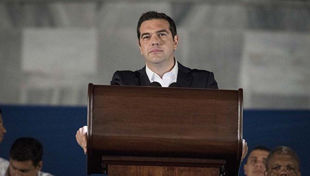Ципрас: Влада ће дати све од себе да реши питање имена БЈР Македоније
