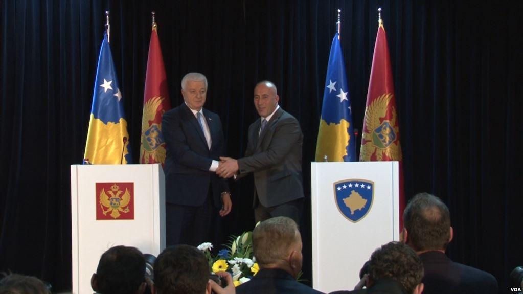 На Сретење премијер Црне Горе са сепаратистима у Приштини