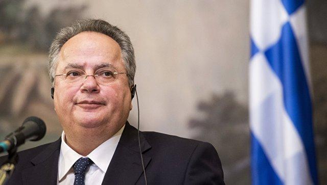 Шеф грчке дипломатије ускоро у Скопљу са нацртом споразума