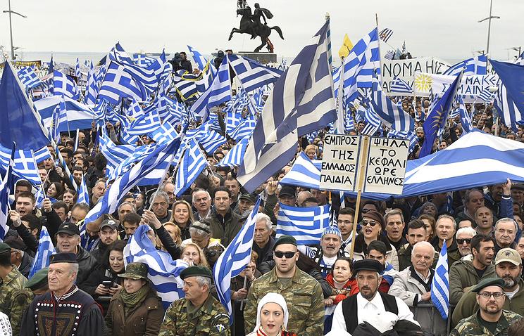 Заев: Неосноване тврдње Грчке да БЈР Македонија има територијалне претензије