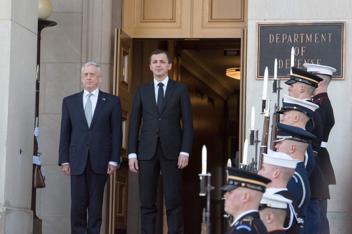 Матис: САД се заједно са Црном Гором боре против Русије у насилном прекрајњу граница