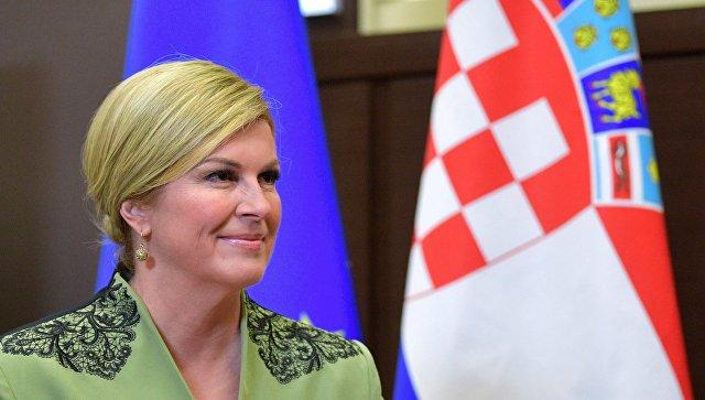Китаровићева: Хрватска стагнира