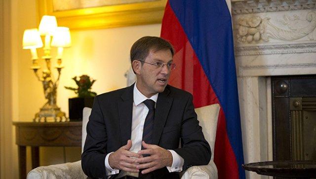 Премијер Словеније поднео оставку