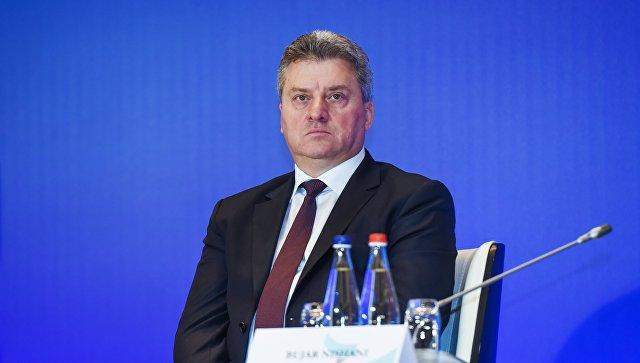 Иванов поново одбио да потпише Закон о употреби језика