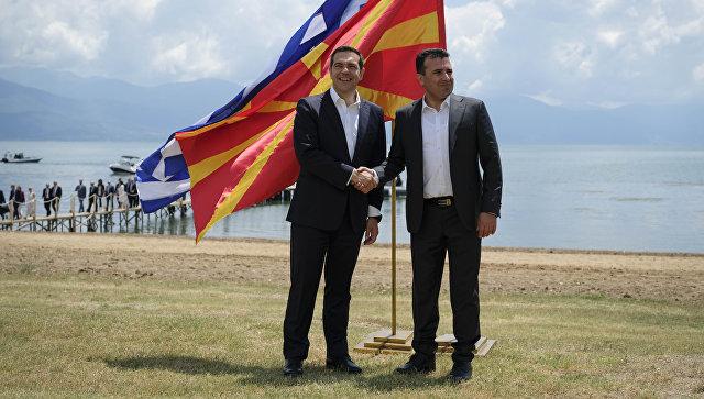 Иванов одбио да потпише споразум између Скопља и Атине о имену БЈР Македоније