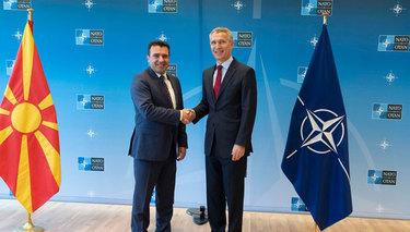 Скопље очекује да ове недеље добије одобрење да започне преговоре у чланству у НАТО-у