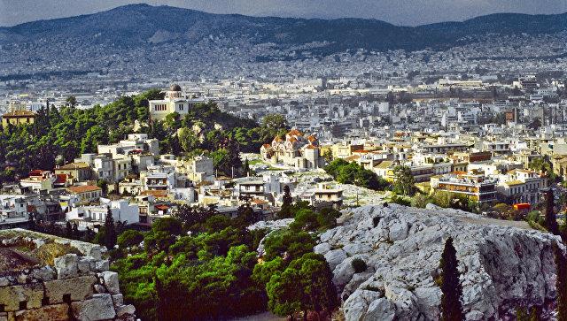 """Грчки опозициони лидер Мицотакис оптужио Владу да је одустала од """"најјачег адута"""" у спору са БЈР Македонијомж"""