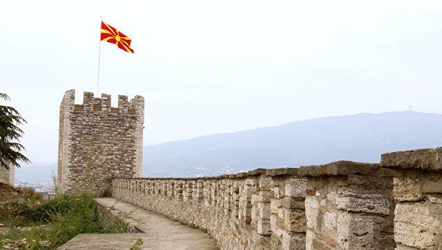 """Референдумско питање: """"Да ли сте за чланство у ЕУ и НАТО, уз прихватање Споразума Републике Македоније и Републике Грчке""""?"""