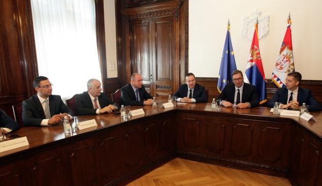 Саопштење за јавност Србског националног савјета Црне Горе поводом састанка са председником Вучићем