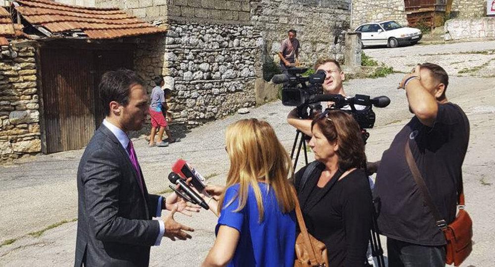 Милачић: Права Црна Гора ће покушати кроз скромне гестове да помогне и симболички покаже да је уз народ на Косову