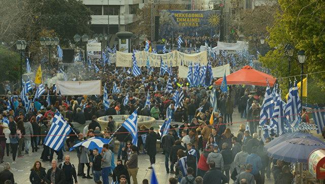Атина: Резултати референдума у БЈР Македонији су консултативни и нису део обавезујућих услова Преспанског споразума