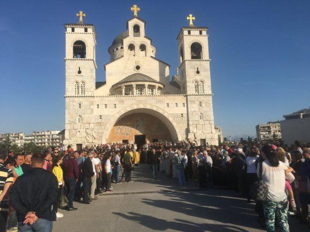 Патријарх Јован: Ми смо једна породица, која припада православљу
