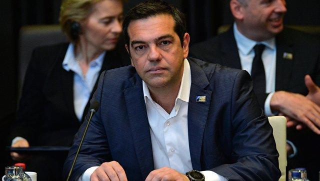 """Ципрас: Грчка неће прихватити интеграцију суседне земље у међународне организације са именом """"Република Македонија"""""""