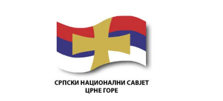 Srbski nacionalni savet Crne Gore: Prema srbskom narodu se vodi neprimjerena kampanja
