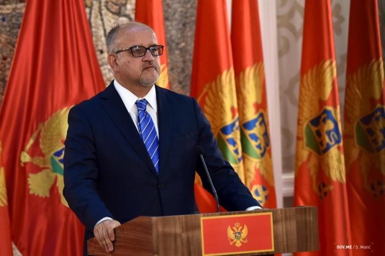 """Podgorica izrazila """"duboku zabrinutost"""" zbog vojnih akcija Rusije u Azovskom moru"""