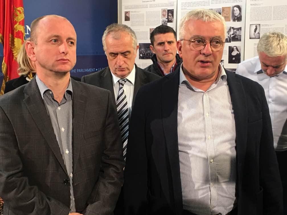 """""""Knežević i Nebojša Medojević imaju status svedoka, a ne okrivljenih, određen im je zatvor, a ne pritvor"""""""