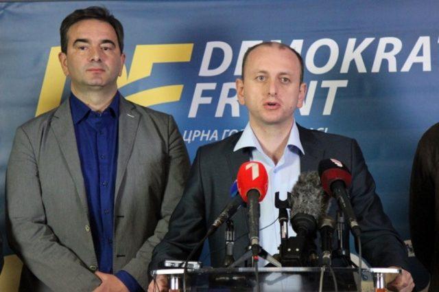 Vijeće Ustavnog suda odbilo žalbe Medojevića i Kneževića