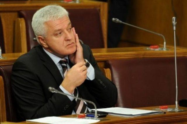 """Марковић: Лидери ДФ-а у затвору """"по закону"""", нико не смије да прозива Катнића"""