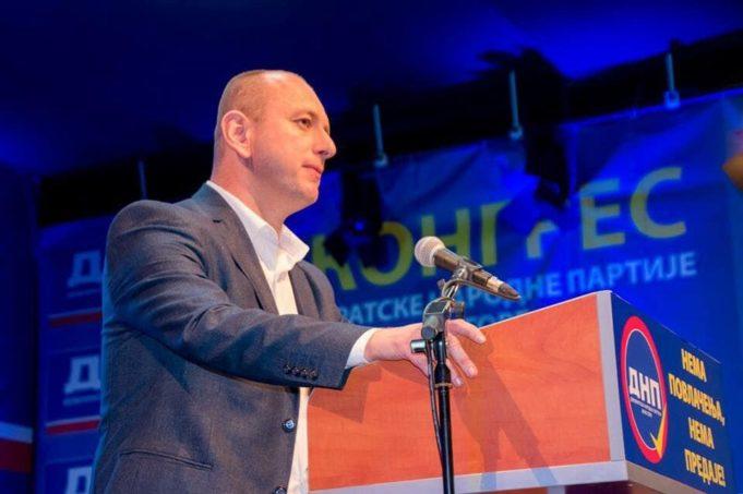 Кнежевић: Само се велеиздајници могу хвалити оваквом спољњом политиком Црне Горе