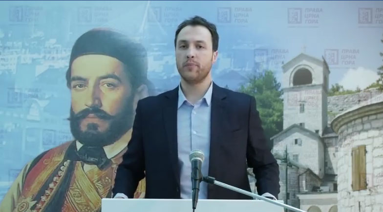 Милачић: Ко овдје лаже? Да ли Мило Ђукановић и његови или краљ Никола и његови? Ко фалсификује? Ко прекраја историју?