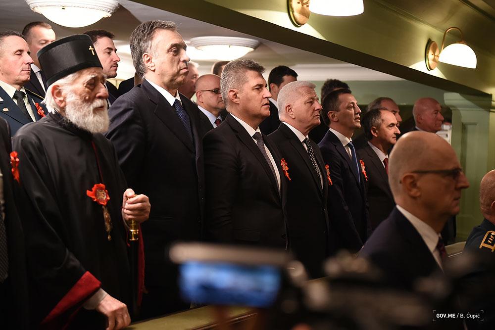 """Подгорица обележава """"Божићну побуну"""" на годишњицу Мојковачке битке"""