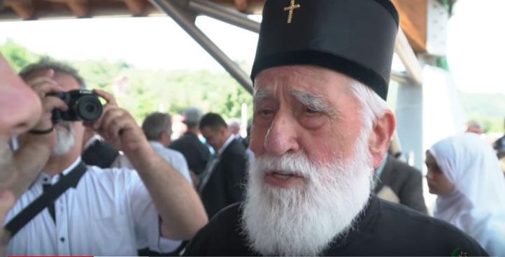 """Распоп Дедеић позвао да се """"лимена осматрачница и псеудо црква"""" на Румији уклони"""