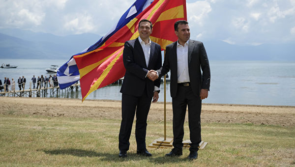 Ципрас: Северна Македонија биће пријатељска земља и савезник Грчке