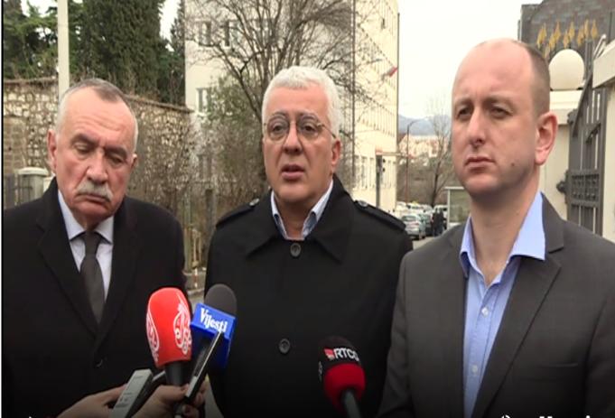 ДФ предлаже опозицији иницијативу за хитно разрешење Ђукановића