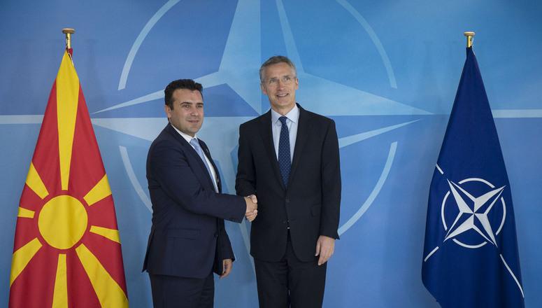 Заев: Подижемо заставу НАТО-а која одређује будућност наше генерације и будућих поколења