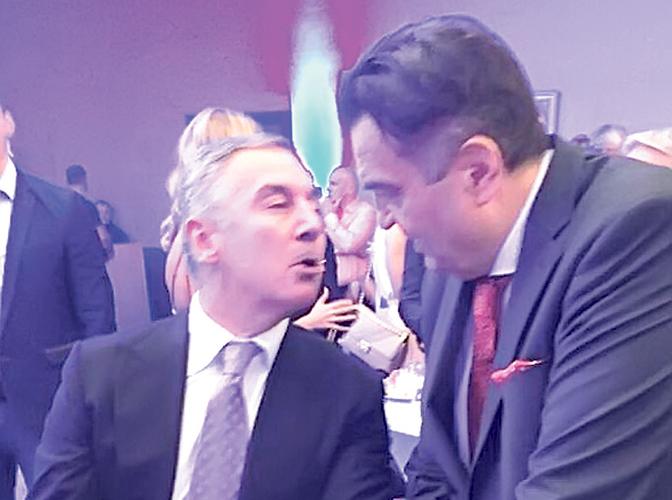 Кнежевић: Ђукановићу ћу задати последњи ударац објављивањем снимка који доказује да је корумпиран!
