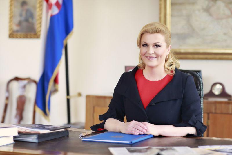 """Китаровићева: Починила сам грешку кад сам рекла да је """"За дом спремни"""" стари хрватски поздрав"""