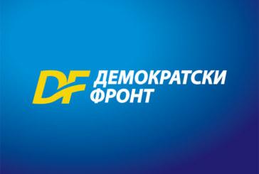 """ДФ: Моралне нуле крпе монтирану оптужницу за """"државни удар"""""""