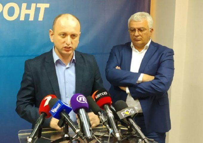 Мандићу и Кнежевићу онемогућен дoлазак у Србију поводом двадесет година од НАТО-агресије