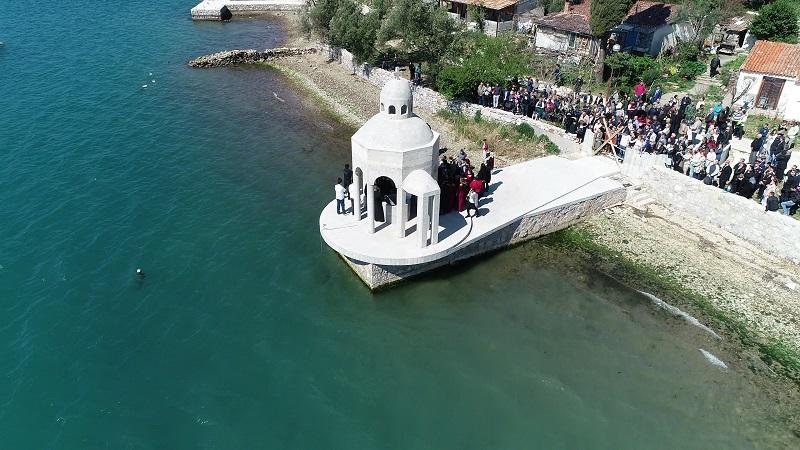 Црногорска власт руши још једну Његошеву цркву