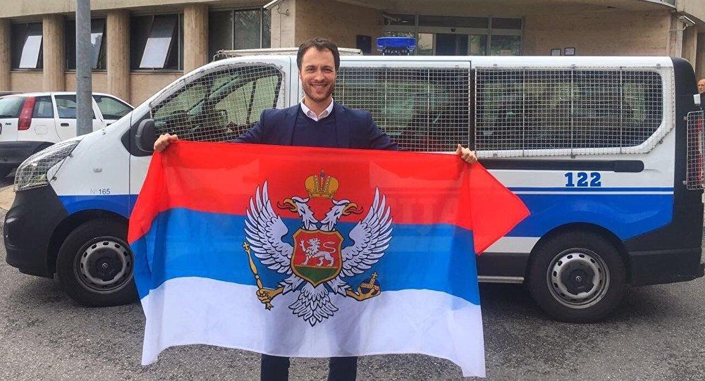 Милачић: Ово је права застава, а оно што смо запалили је обична крпа