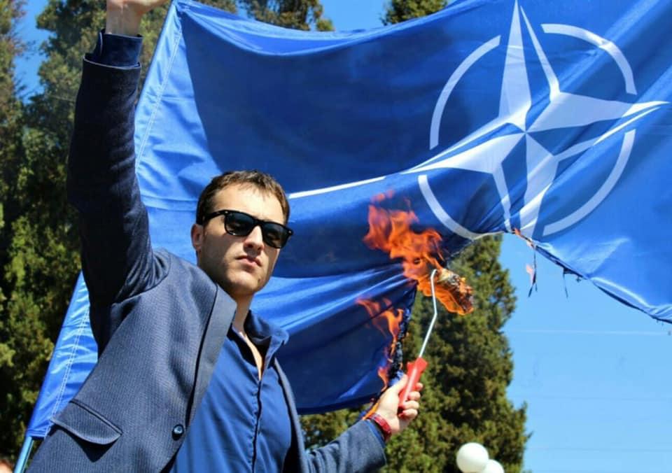 ДФ: Приводе Милачића, а ћуте о заставама терористичке ОВК