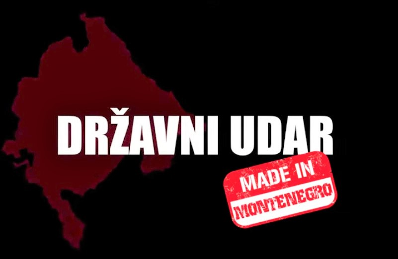 """Državni udar Made in Montenegro"""
