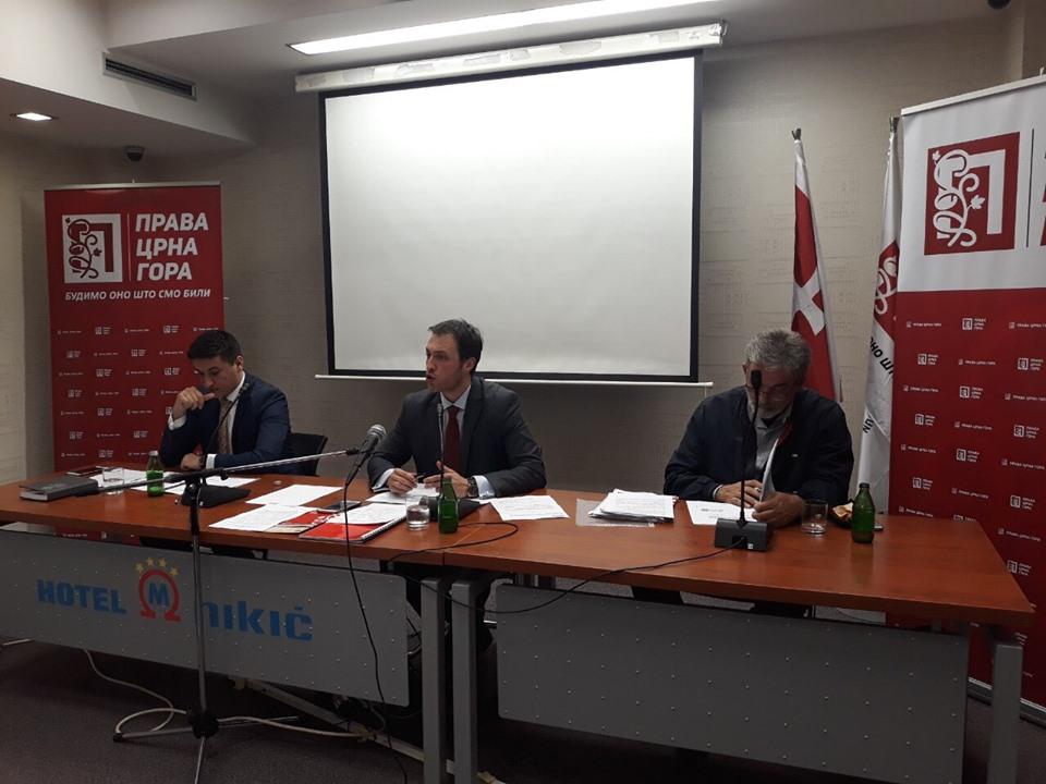 Милачић: Црна Гора више зависна него у периоду турских окупација